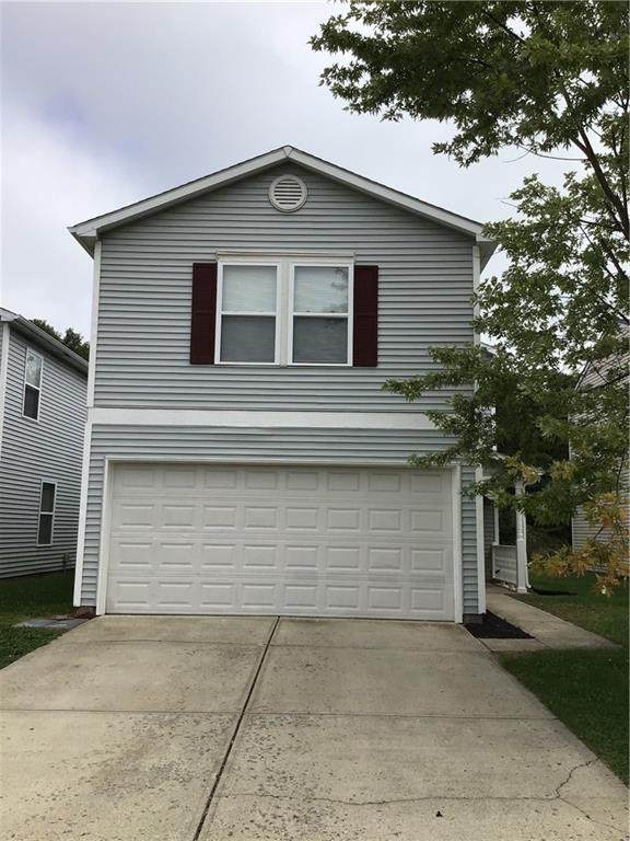 2379 Collins, Greenfield, IN 46140 (MLS #21811947) :: The Indy Property Source