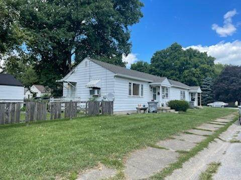 3502 W 11th Street, Indianapolis, IN 46222 (MLS #21812472) :: Pennington Realty Team