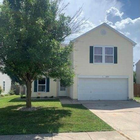 10327 Waverly Drive, Indianapolis, IN 46234 (MLS #21812571) :: Pennington Realty Team