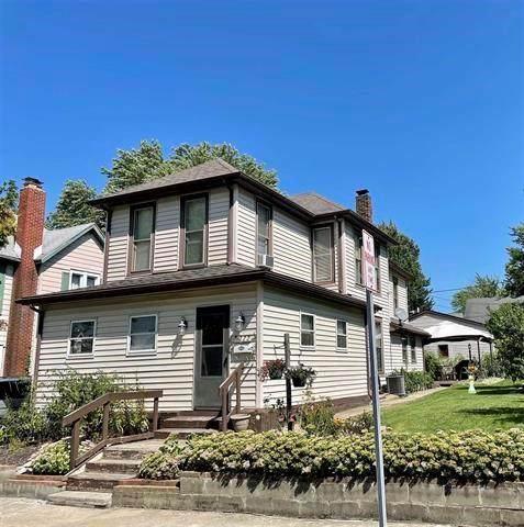 222 N Vine Street, Muncie, IN 47305 (MLS #21812697) :: Ferris Property Group