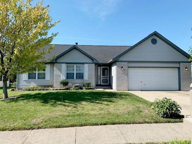 1398 Evergreen Drive, Greenfield, IN 46140 (MLS #21812895) :: AR/haus Group Realty