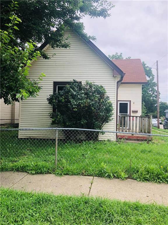 2301 N Kenwood Avenue, Indianapolis, IN 46208 (MLS #21812926) :: Ferris Property Group