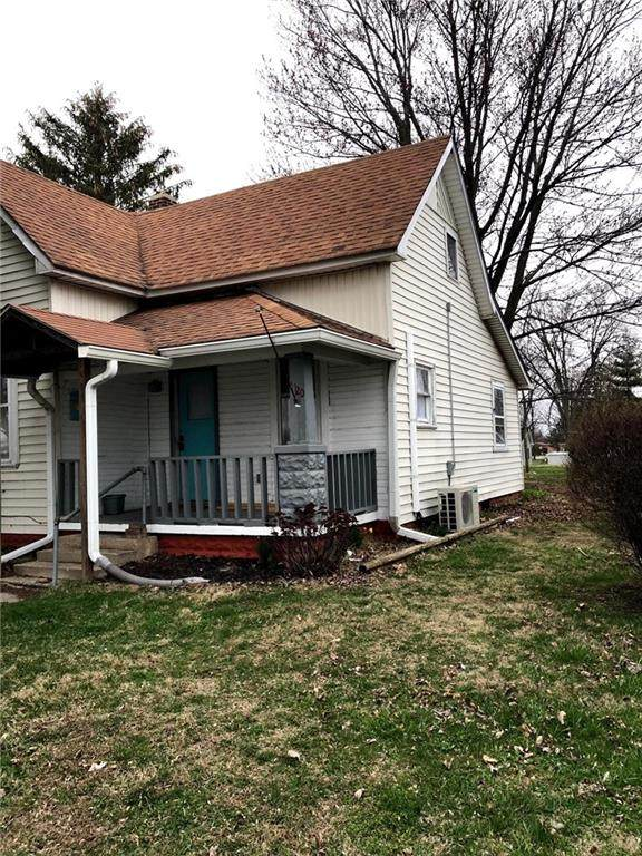 1120-1122 W North Street, Greenfield, IN 46140 (MLS #21813191) :: The Indy Property Source