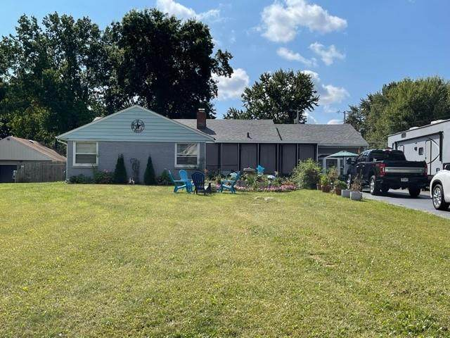 5445 Walton Street, Indianapolis, IN 46241 (MLS #21813244) :: Mike Price Realty Team - RE/MAX Centerstone