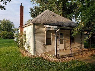 114 E 5th Street, Alexandria, IN 46001 (MLS #21813329) :: The ORR Home Selling Team