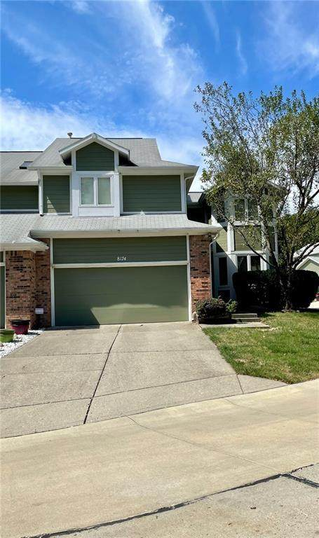 8174 Talliho Drive, Indianapolis, IN 46256 (MLS #21813807) :: Mike Price Realty Team - RE/MAX Centerstone