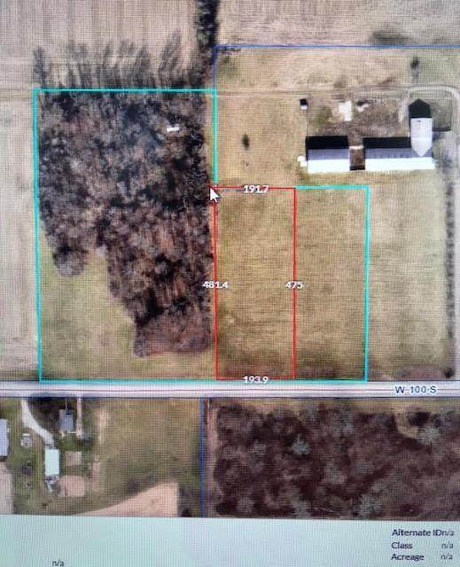 850 W 100 S., Greenfield, IN 46140 (MLS #21813834) :: AR/haus Group Realty