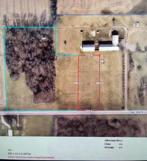 840 W 100 S., Greenfield, IN 46140 (MLS #21813850) :: AR/haus Group Realty