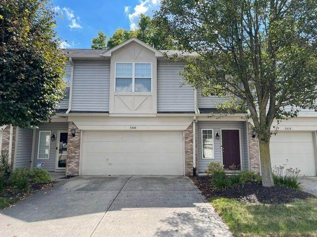 5408 Nighthawk Drive, Indianapolis, IN 46254 (MLS #21814035) :: Ferris Property Group