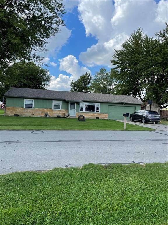 611 N 11th Street, Middletown, IN 47356 (MLS #21814091) :: Ferris Property Group