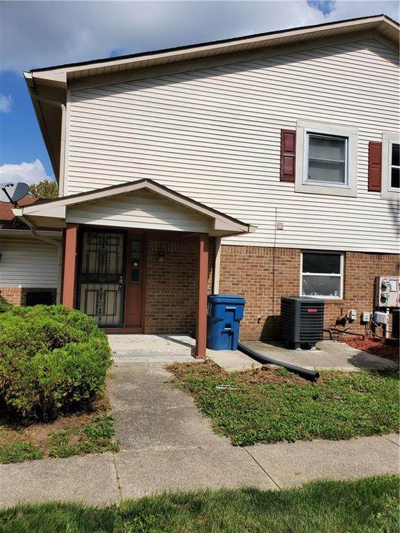 2621 Harwich Drive, Indianapolis, IN 46229 (MLS #21814148) :: Mike Price Realty Team - RE/MAX Centerstone