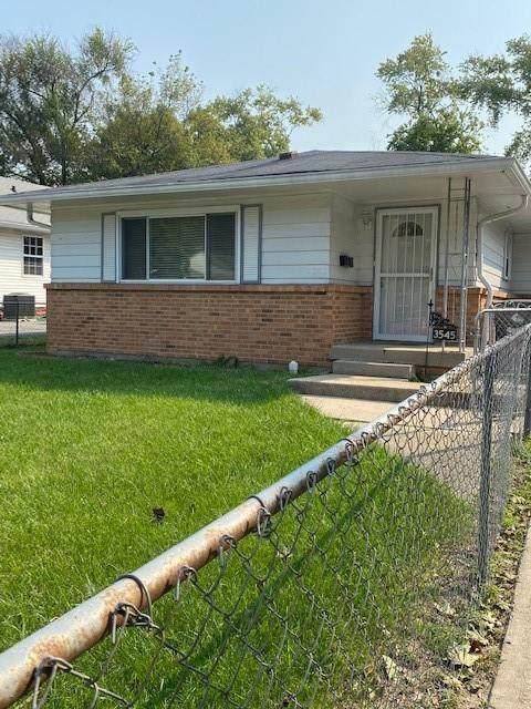 3545 N Sherman Drive, Indianapolis, IN 46218 (MLS #21814190) :: Ferris Property Group