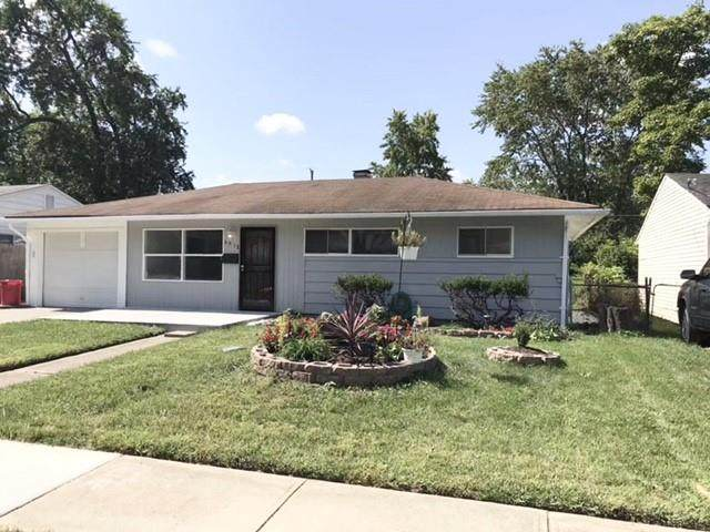 4918 Katherine Drive, Indianapolis, IN 46226 (MLS #21814193) :: Pennington Realty Team