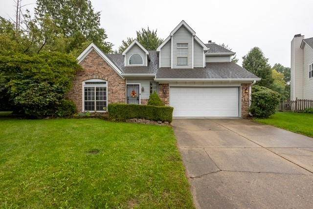 8579 Jagged Rock Court, Indianapolis, IN 46256 (MLS #21814310) :: Heard Real Estate Team | eXp Realty, LLC