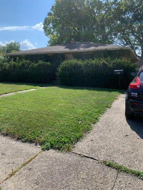 6021 Hickorywood Drive, Speedway, IN 46224 (MLS #21814315) :: Ferris Property Group