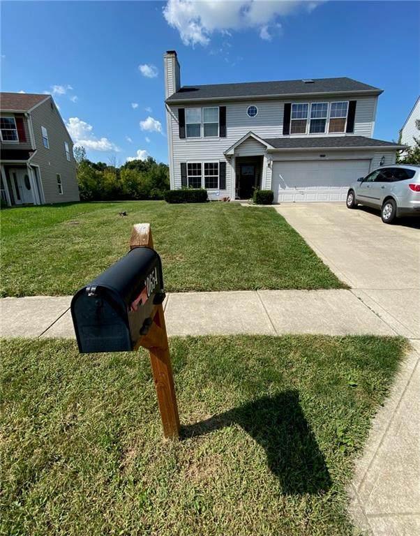 10654 Snowdrop Way, Indianapolis, IN 46235 (MLS #21814397) :: JM Realty Associates, Inc.