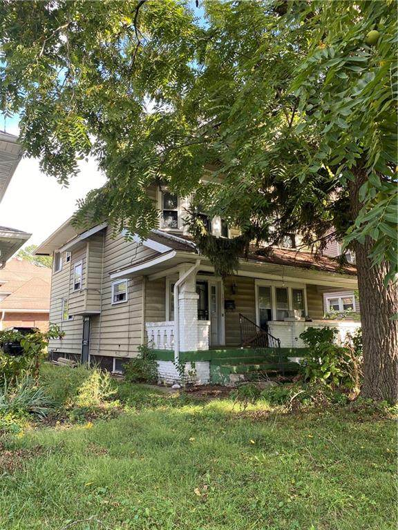 3043 N College Avenue, Indianapolis, IN 46205 (MLS #21814423) :: Mike Price Realty Team - RE/MAX Centerstone