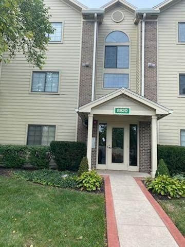 8820 Yardley Court #205, Indianapolis, IN 46268 (MLS #21814507) :: JM Realty Associates, Inc.