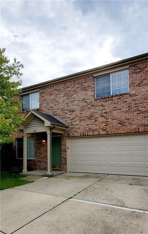 9839 Worthington Boulevard, Fishers, IN 46038 (MLS #21814816) :: Pennington Realty Team
