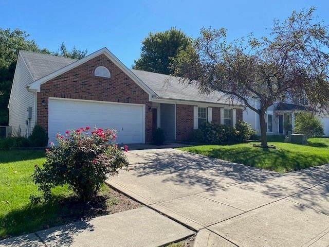 1375 Audubon Drive, Brownsburg, IN 46112 (MLS #21815239) :: The ORR Home Selling Team