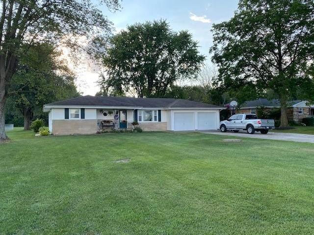 7492 N County Road 875 E, Seymour, IN 47274 (MLS #21815358) :: JM Realty Associates, Inc.