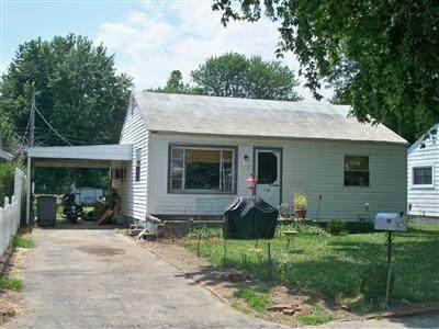 706 S Vine Street, Seymour, IN 47274 (MLS #21815421) :: Dean Wagner Realtors