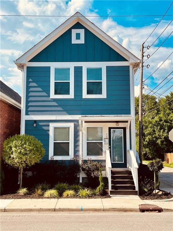 18 Orange Street, Indianapolis, IN 46225 (MLS #21815798) :: RE/MAX Legacy