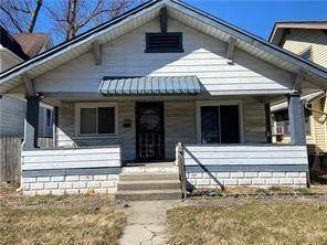 3028 Guilford Avenue, Indianapolis, IN 46205 (MLS #21815928) :: Mike Price Realty Team - RE/MAX Centerstone