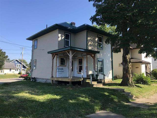 814 S 19th Street, New Castle, IN 47362 (MLS #21816042) :: Mike Price Realty Team - RE/MAX Centerstone