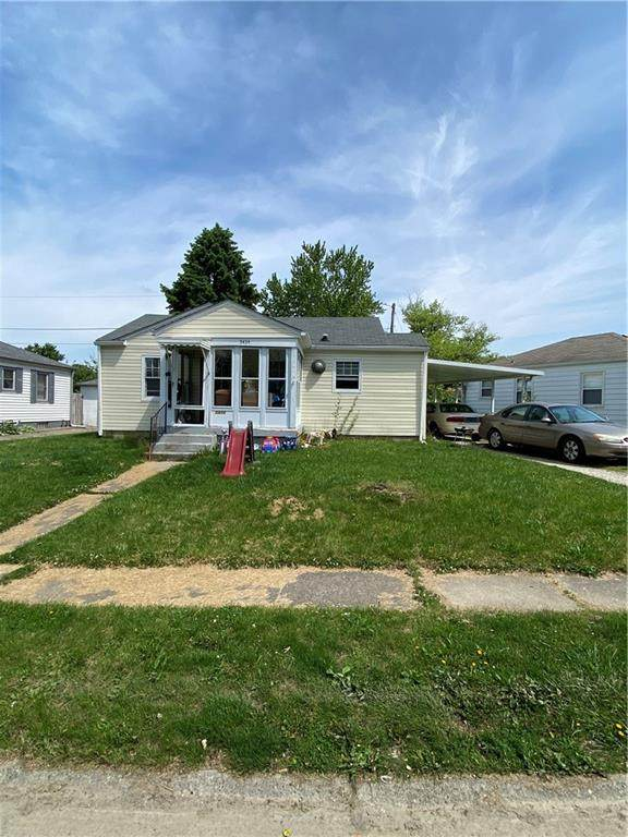 5434 E 18th Street, Indianapolis, IN 46218 (MLS #21817330) :: Dean Wagner Realtors