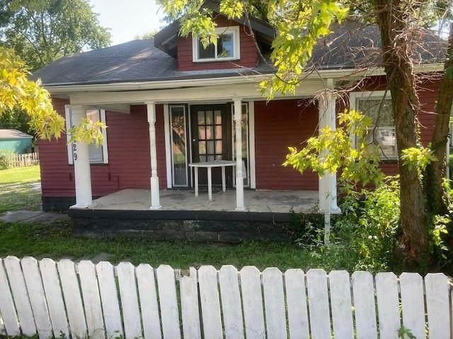 5229 W Minnesota Street, Indianapolis, IN 46241 (MLS #21817400) :: Ferris Property Group