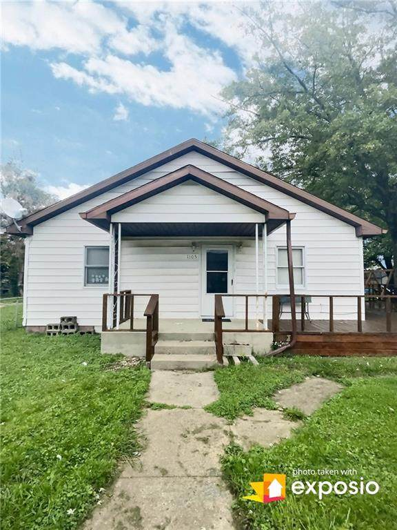 1105 S Mickley Avenue, Indianapolis, IN 46241 (MLS #21818199) :: Heard Real Estate Team   eXp Realty, LLC