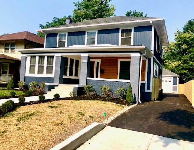 3130 N College Avenue, Indianapolis, IN 46205 (MLS #21818551) :: Ferris Property Group