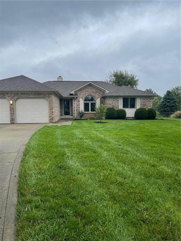 5893 N Red Oak Drive, Greenfield, IN 46140 (MLS #21818967) :: Heard Real Estate Team | eXp Realty, LLC