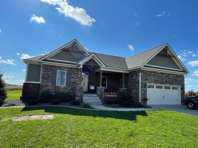 5731 E 300 S, Greenfield, IN 46140 (MLS #21819135) :: RE/MAX Legacy