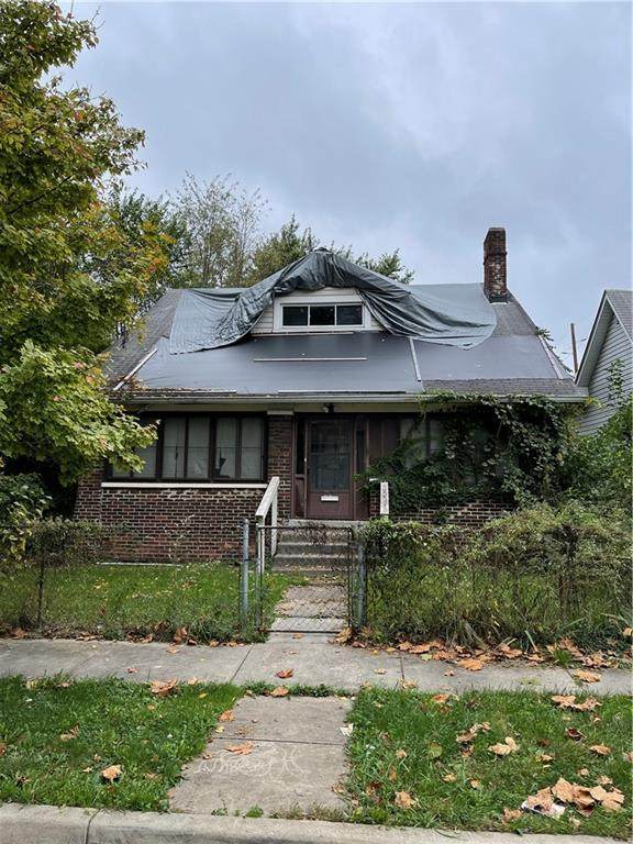 2434 Adams Street, Indianapolis, IN 46218 (MLS #21819431) :: JM Realty Associates, Inc.