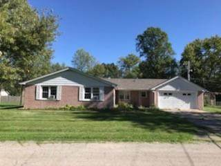 1944 N Log Cabin Drive, Anderson, IN 46011 (MLS #21819432) :: The Evelo Team