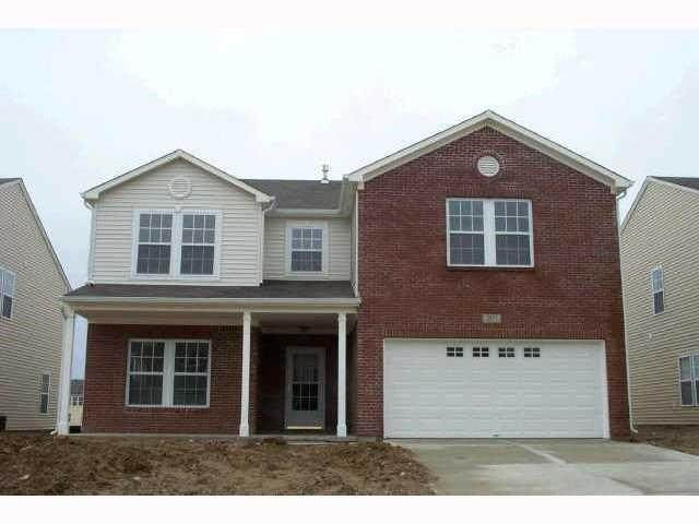 2924 Hearthside Drive, Greenwood, IN 46143 (MLS #21819453) :: Ferris Property Group