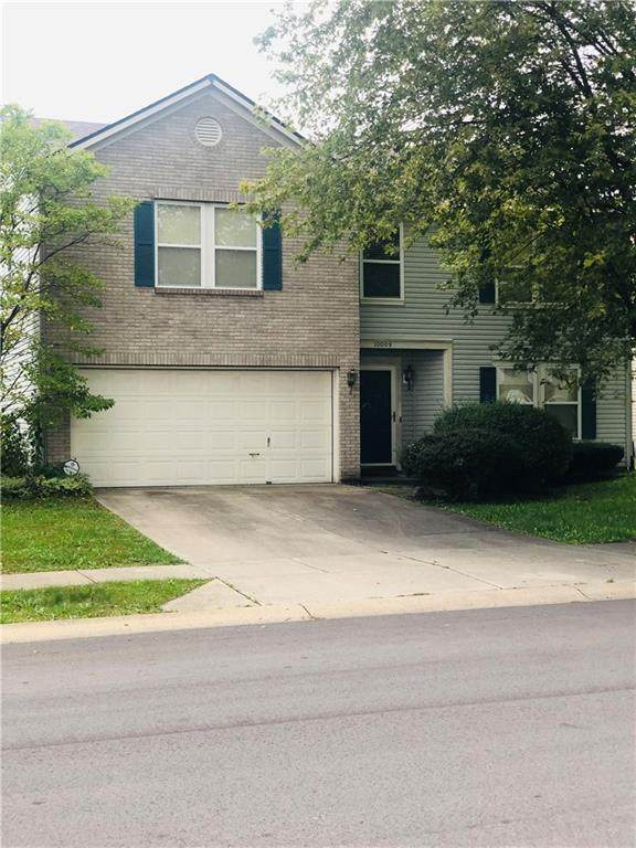 10009 Boysenberry Drive, Fishers, IN 46038 (MLS #21819601) :: RE/MAX Legacy