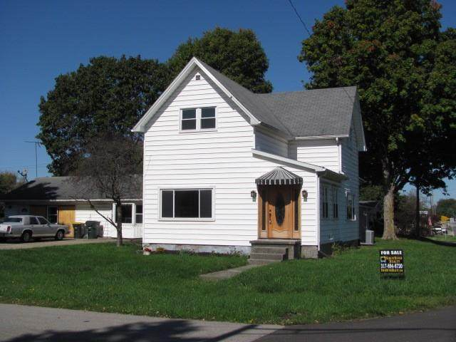 616 E Hamilton Avenue, Arcadia, IN 46030 (MLS #21819724) :: JM Realty Associates, Inc.