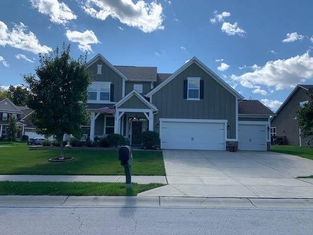 4166 Parliament Way, Avon, IN 46123 (MLS #21819785) :: Heard Real Estate Team | eXp Realty, LLC