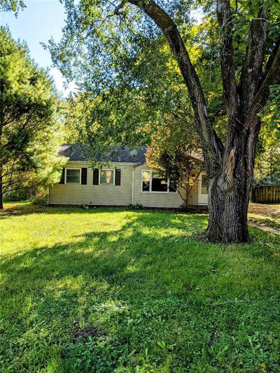 2407 Butterfield Drive, Indianapolis, IN 46220 (MLS #21819830) :: Pennington Realty Team