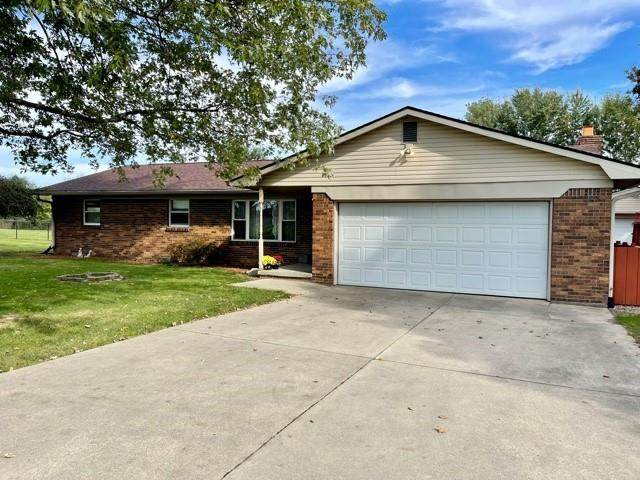 675 S 100 W, Franklin, IN 46131 (MLS #21820144) :: The Indy Property Source