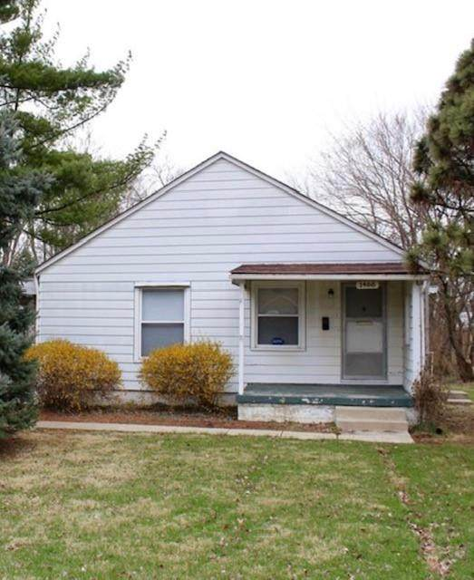 1406 N Emerson Avenue, Indianapolis, IN 46219 (MLS #21820963) :: RE/MAX Legacy