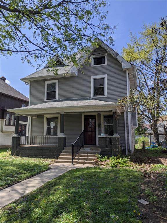 3240 N New Jersey Street, Indianapolis, IN 46205 (MLS #21821104) :: Mike Price Realty Team - RE/MAX Centerstone