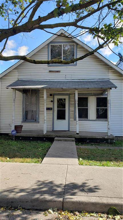 1711 Ringgold Avenue, Indianapolis, IN 46203 (MLS #21821470) :: The ORR Home Selling Team