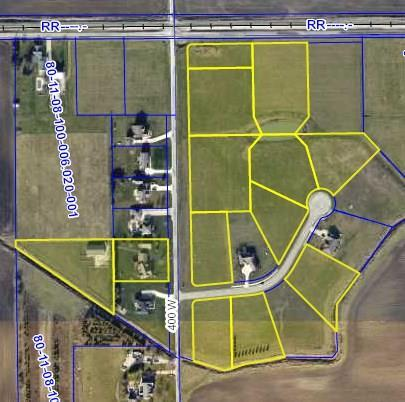lot 3 Castle Ct, Tipton, IN 46072 (MLS #21484828) :: David Brenton's Team
