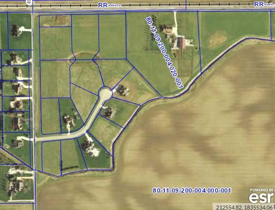 lot 12 Castle Ct, Tipton, IN 46072 (MLS #21484853) :: David Brenton's Team