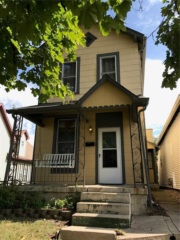 1039 High Street, Indianapolis, IN 46225 (MLS #21516803) :: Mike Price Realty Team - RE/MAX Centerstone