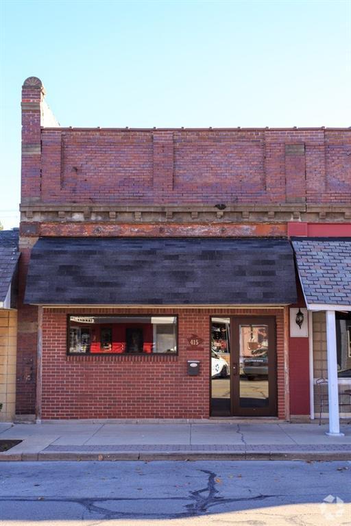415 S Main Street, Sheridan, IN 46069 (MLS #21516889) :: The Evelo Team